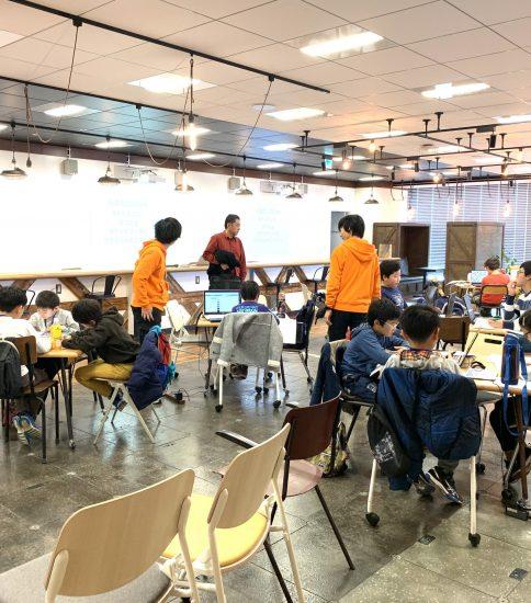 プログラミング大会始まります!